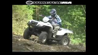 8. 2009 Suzuki King Quad 750AXi EPS ATV Review