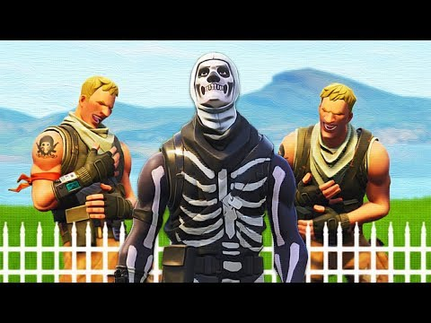 Roasted by EDGY KIDS on Fortnite (видео)