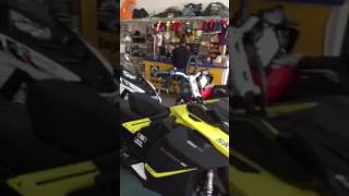 8. 2017 Skidoo Summit 850 SP @ Westport Motorsports