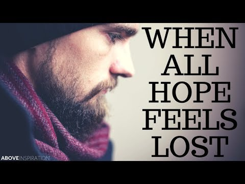 NEVER LOSE HOPE | Trust in God - Christian Motivation for Effective Faith