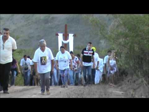 Caminhada Penitêncial Para o Cristo Redentor em Cumaru   Pe