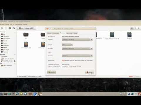 Escritorio animado para Linux Ubuntu Luicd 10.04
