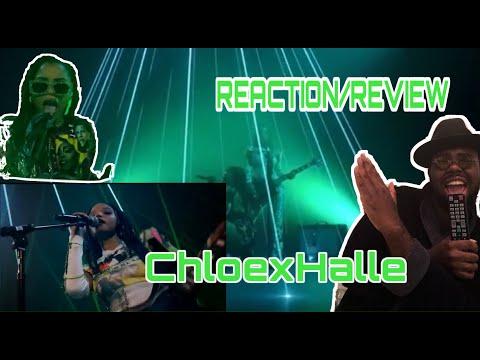 "Chloe x Halle ""ROYL"" |Global Goal Conert| REACTION/REVIEW!!!"