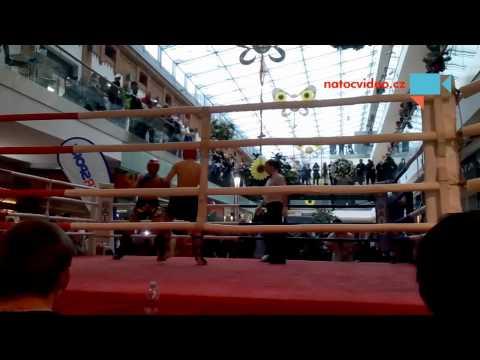 3.Ročník boxu a Thai boxu v OC Brada