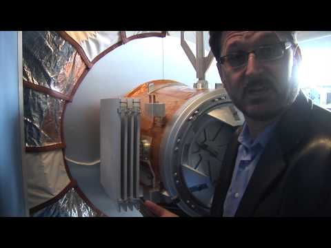 Bigelow Module Thrusters  - RCSP Rocket Science at USSRC 15