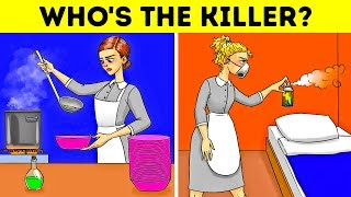 Video 11 EASY CRIME RIDDLES WITH ANSWERS  EVERY ADULT FAIL TO SOLVE MP3, 3GP, MP4, WEBM, AVI, FLV Maret 2019
