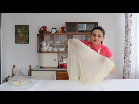 KORE ZA PITU - Kako napraviti jufke za pitu
