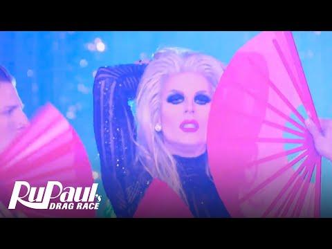 'Read U Wrote U' Performance w/ Alaska, Katya, Detox & Roxxxy | RuPaul's Drag Race All Stars 2
