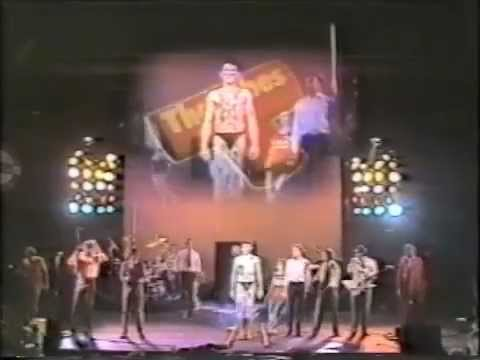Live Music Show - The Tubes on Beat Club (1981)