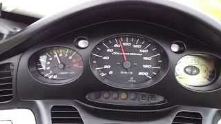 9. Honda FJS 600 SilverWing 0-150km/h