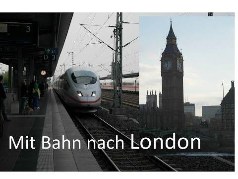 London-Spezial - Mit der Bahn nach London Reiseberich ...