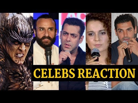 2.0 Movie Celebrities Review | Salman Khan, Kangana Ranaut, Saif Ali Khan, John Abraham_Celebek. Heti legjobbak
