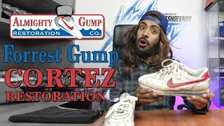 Video Almighty Gump restores a pair of vintage Nike Cortez MP3, 3GP, MP4, WEBM, AVI, FLV Desember 2018