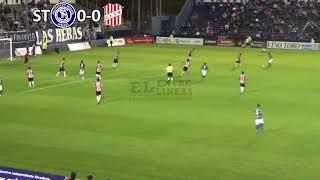 INDEPENDIENTE RIVADAVIA 0-0 SAN MARTÍN (TMÁN)