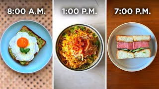 What A Professional Chef Eats In A Day • Tasty by Tasty