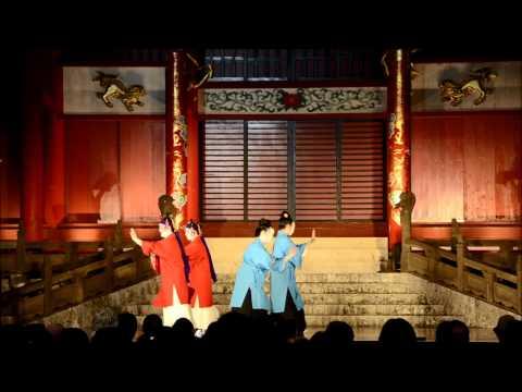 Shundo - Ryukyu classical dance