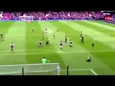 Alexis Sanchez goal vs west ham 2016