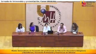 Máster Universitario De Profesorado UMH (2 De 3)