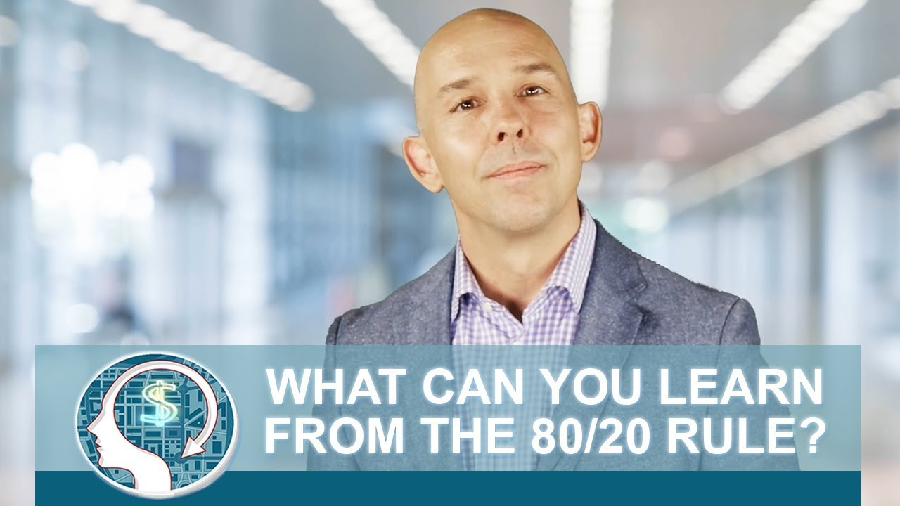 How Can Understanding the 80/20 Rule Help You Succeed?