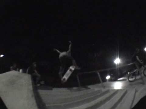 Martinez Skatepark San Antonio Montage