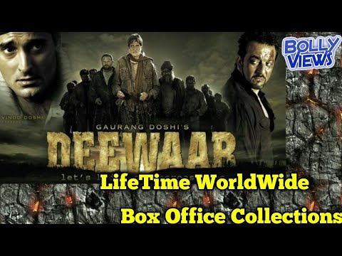 DEEWAAR LETS BRING OUR HEROES HOME Movie LifeTime WorldWide Box Office Collections Verdict Hit Flop