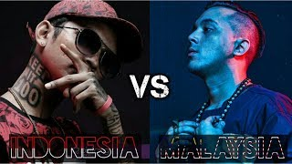Video Indonesia VS Malaysia - Battle Rap Hip Hop MP3, 3GP, MP4, WEBM, AVI, FLV Februari 2018