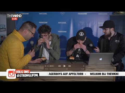 THEWKND LIVE » Opwekking Teenzone 2018 » zaterdagavond (DJ Roberto Rosso)