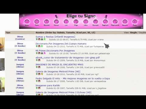 Piratebay.org) - Hola amigos en este video aprenderán como bajar fotos, videos, programas, juegos, libros, etc... de la pagina www.thepiratebay.org Espero que sea de su agrad...