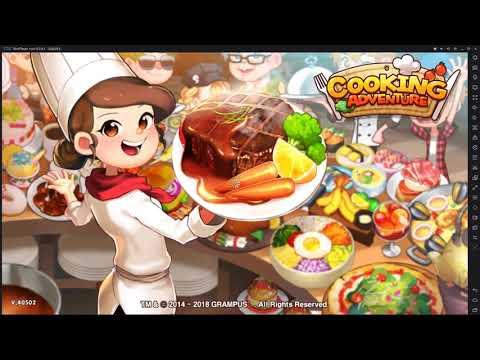 Cooking Adventure V40202 Mod By Tigress™