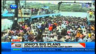 News: Joho Big Plan