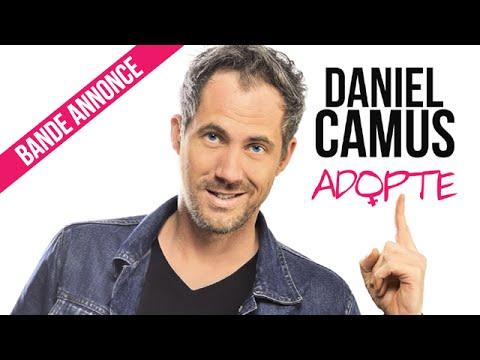 Bande annonce du spectacle «Adopte» de Daniel Camus