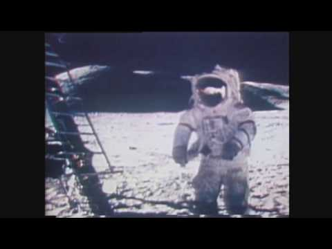 NASA Reflects on Legacy of Gene Cernan, Last Man to Walk on Moon_Legjobb videók: Űrhajó