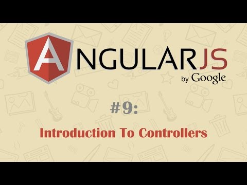 Introduction To Controllers in AngularJS