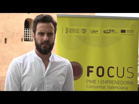 Entrevista a Pepe Romera, experto en videomarketing, en Focus Horta[;;;][;;;]