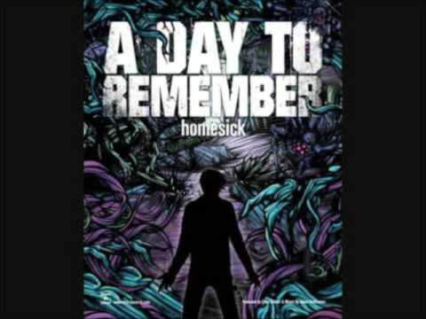 A Day To Remember - Homesick Full Album