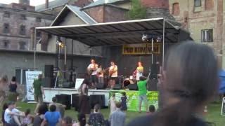 Video KOFE@VLNA závěr koncertu - křest Alba odlesky pravdy