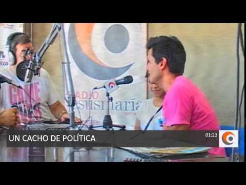 Un Cacho de Política: jóvenes participantes del espacio Compromiso por Jesús María