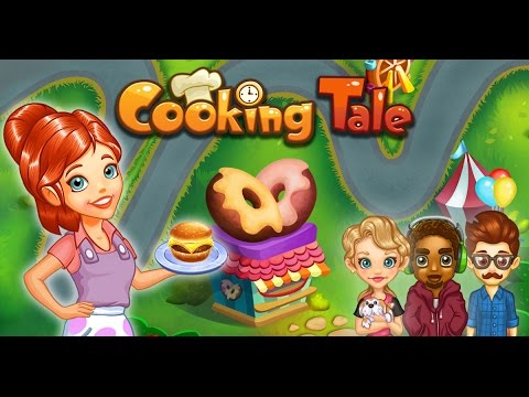 Cooking Tale - Play Now On Web & Mobile!