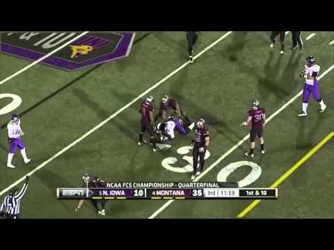 Trumaine Johnson vs Northern Iowa 2011 video.