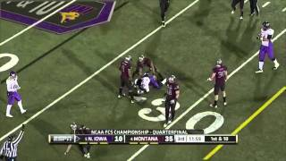 Trumaine Johnson vs Northern Iowa 2011