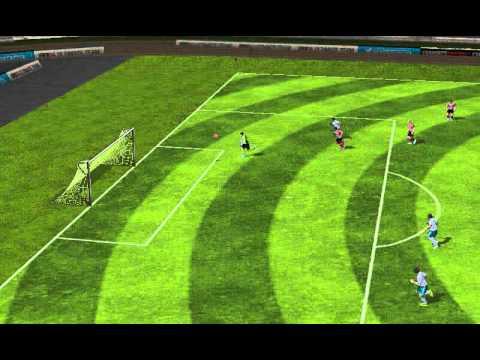 FIFA 14 Android - EDIJE UNITED VS Palmeiras (видео)