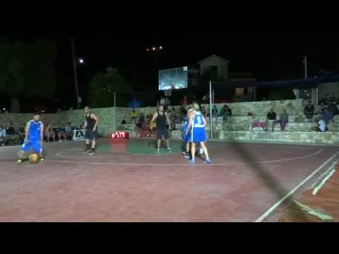 2nd 3X3 Poseidon Paxos 3rd Place (Paxos Nets vs Air Bahal)