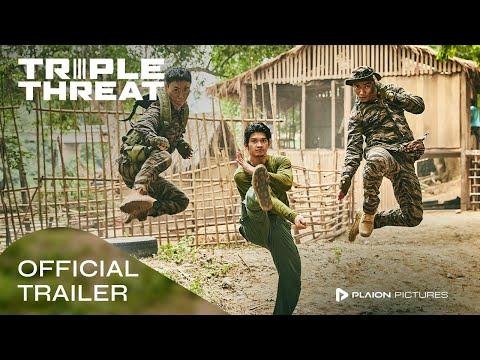 TRIPLE THREAT (Dt. Webspot) Mit Iko Uwais, Tony Jaa, Tiger Chen, Scott Adkins, Michael Jai White