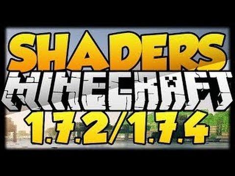 شرح تركيب : مود الشادرز للـتحديث Shaders Mod Minecraft 1.7.2/1.7.4 (видео)
