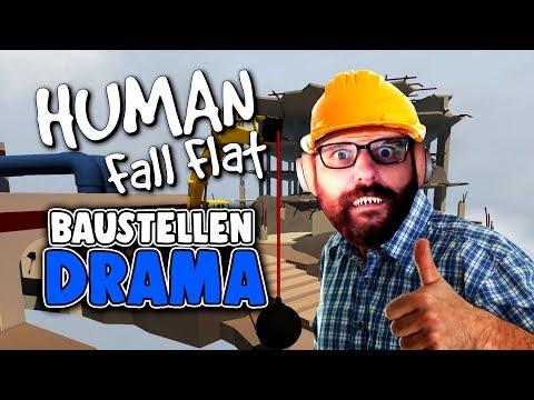 HWSQ #69 - Baustellen Drama | Human Fall Flat