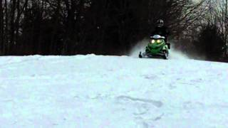 4. My 2007 arctic cat z1 (continued)