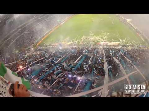 Recepção do time do Grêmio - FINAL DA COPA DO BRASIL - Geral do Grêmio - Grêmio