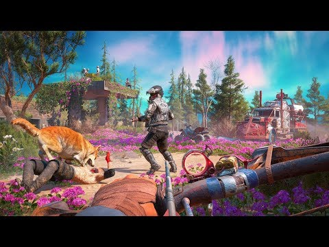 Far Cry New Dawn - 8 Minutes of Gameplay