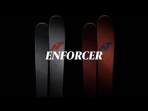 2017 Nordica NRGY Skis