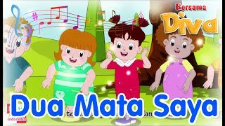 DUA MATA SAYA | Diva Bernyanyi | Lagu Anak Channel